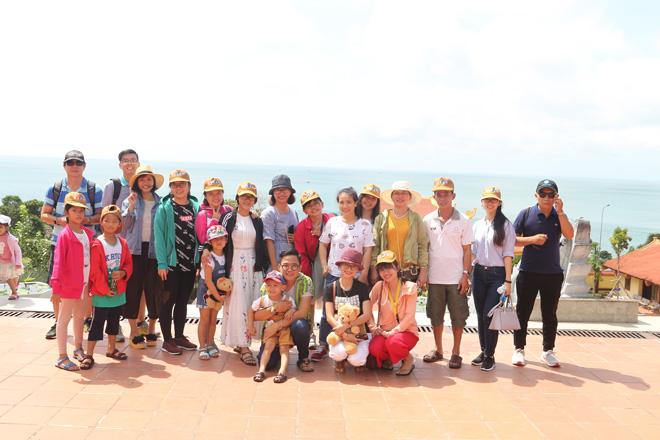 Đoàn du khách Bazan Travel tham quan Phú Quốc