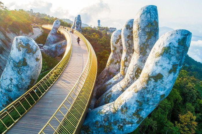 Hành trình Đà Nẵng của Vietnam Tourist luôn rất uy tín