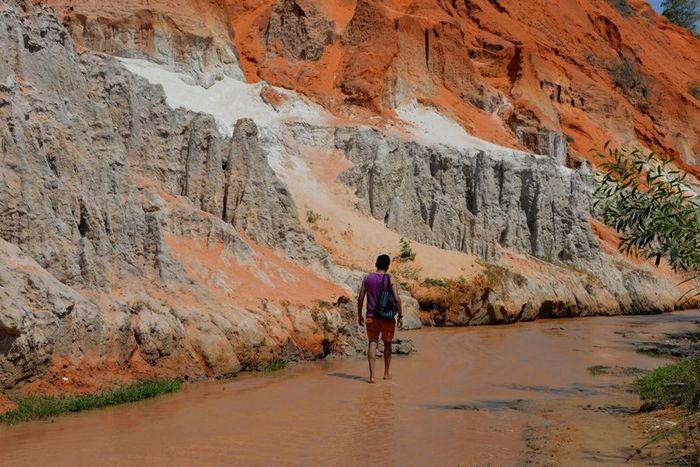 Suối Tiên Mũi Né trong tour của Zoom Travel