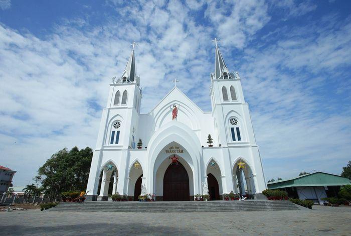 nhà thờ Thánh Tâm Đà Lạt