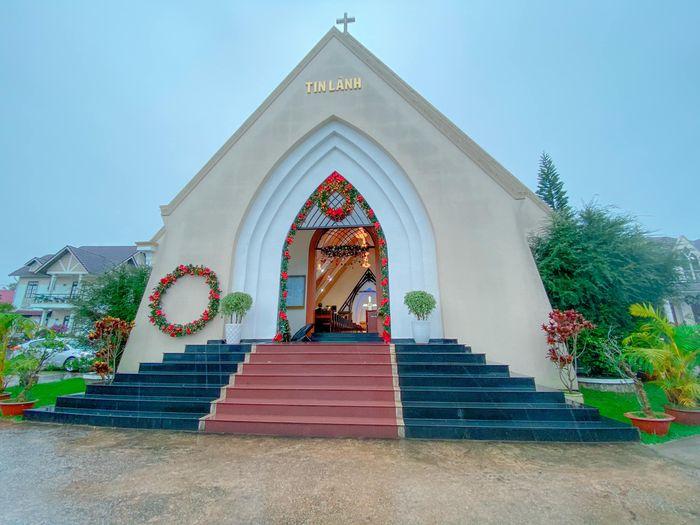 nhà thờ Tin Lành ở Đà Lạt